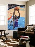 Phoenix Suns v Denver Nuggets: Jason Richardson Prints by Garrett Ellwood