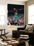 Boston Celtics v Atlanta Hawks: Nate Robinson Print by Scott Cunningham