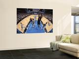 Atlanta Hawks v Orlando Magic: Josh Powell and Rashard Lewis Posters by Fernando Medina