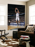 New Orleans Hornets v Dallas Mavericks: Dirk Nowitzki Prints by Glenn James