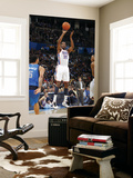 Dallas Mavericks v Oklahoma City Thunder: Kevin Durant and Tyson Chandler Posters by Layne Murdoch
