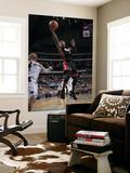 Miami Heat v Dallas Mavericks: Dwyane Wade and Jason Kidd Prints by Glenn James