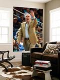 San Antonio Spurs v New Orleans Hornets: Gregg Popovich Poster by Chris Graythen