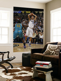 New Orleans Hornets v Dallas Mavericks: Dirk Nowitzki and \Emeka Okafor Posters by Danny Bollinger