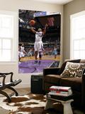 New Orleans Hornets v Sacramento Kings: Carl Landry Print by Rocky Widner