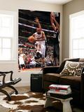 San Antonio Spurs v Los Angeles Clippers: Baron Davis and Tim Duncan Prints by Noah Graham