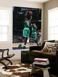 Boston Celtics v Atlanta Hawks: Kevin Garnett Print by Scott Cunningham