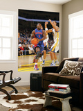 Detroit Pistons v Golden State Warriors: Rodney Stuckey Print by Rocky Widner