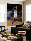 New York Knicks v Sacramento Kings: Carl Landry and Amare Stoudemire Posters by Rocky Widner