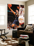 Indiana Pacers v Miami Heat: Josh McRoberts and Chris Bosh Posters by Victor Baldizon