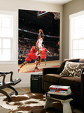 Philadelphia 76ers v Toronto Raptors: DeMar DeRozan and Evan Turner Posters by Ron Turenne