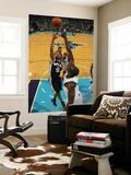 San Antonio Spurs v New Orleans Hornets: Tony Parker and Emeka Okafor Prints by Chris Graythen