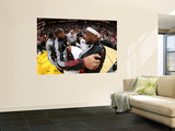 Indiana Pacers v Miami Heat: LeBron James Prints by Victor Baldizon