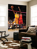 Chicago Bulls v Los Angeles Lakers: Kobe Bryant and Luol Deng Prints by Noah Graham