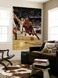Miami Heat v Cleveland Cavaliers: Mo Williams and Zydrunas Ilgauskas Posters by David Liam Kyle