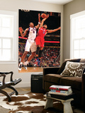 Los Angeles Clippers v Phoenix Suns: Channing Frye and Eric Gordon Art by Barry Gossage