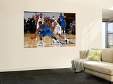 Texas Legends v Idaho Stampede: Justin Dentmon and DeSean Hadley Prints by Otto Kitsinger