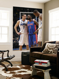 Detroit Pistons v Orlando Magic: J.J. Redick and Ben Gordon Posters by Fernando Medina