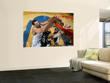 Memphis Grizzlies v Washington Wizards: JaVale McGee and Marc Gasol Posters by Ned Dishman