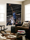 Minnesota Timberwolves v Dallas Mavericks: Corey Brewer and Shawn Marion Art by Danny Bollinger
