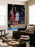 Houston Rockets v Dallas Mavericks: Caron Butler and Shane Battier Posters by Glenn James