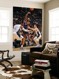 Atlanta Hawks v Orlando Magic: Jamal Crawford, Dwight Howard and J.J. Redick Poster by Fernando Medina