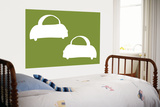 Green Cabs Posters by  Avalisa