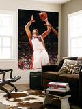 Washington Wizards v Miami Heat: Zydrunas Ilgauskas Prints by Victor Baldizon
