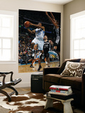 San Antonio Spurs v New Orleans Hornets: Willie Green and Tim Duncan Prints by Layne Murdoch