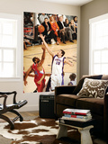 Los Angeles Clippers v Phoenix Suns: Hedo Turkoglu and Brian Cook Prints by Barry Gossage