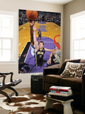 Indiana Pacers v Sacramento Kings: Mike Dunleavy Art by Rocky Widner