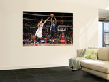 Memphis Grizzlies v Los Angeles Clippers: O.J. Mayo and Eric Gordon Print by Noah Graham