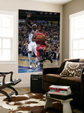 Chicago Bulls v Dallas Mavericks: Derrick Rose and Jason Terry Print by Danny Bollinger