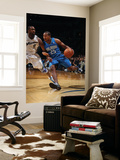 Orlando Magic v Washington Wizards: Chris Duhon and Gilbert Arenas Prints by Ned Dishman