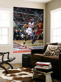 Cleveland Cavaliers v Detroit Pistons: Richard Hamilton and J.J. Hickson Prints by Allen Einstein