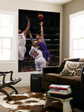 Sacramento Kings v Los Angeles Clippers: Beno Udrih, DeAndre Jordan and Eric Bledsoe Prints by Noah Graham