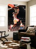 Washington Wizards v Miami Heat: LeBron James Posters by Victor Baldizon