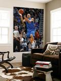 Dallas Mavericks v New Orleans Hornets: Dirk Nowitzki Print by Layne Murdoch