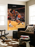 Charlotte Bobcats v Miami Heat: Tyrus Thomas Poster by Victor Baldizon