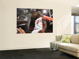 Philadelphia 76ers v Miami Heat: LeBron James Prints by Victor Baldizon
