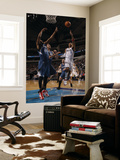 Minnesota Timberwolves v Dallas Mavericks: Shawn Marion, Corey Brewer and Darko Milicic Prints by Danny Bollinger