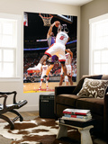 Phoenix Suns v Miami Heat: LeBron James and Hedo Turkoglu Posters by Andrew Bernstein