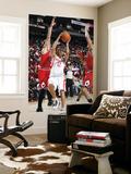 Chicago Bulls v Houston Rockets: Kevin Martin and Kyle Korver Posters by Bill Baptist