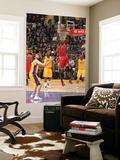 Chicago Bulls v Los Angeles Lakers: Luol Deng Art by Andrew Bernstein