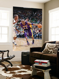 Los Angeles Lakers v Utah Jazz: Kobe Bryant and Raja Bell Prints by Melissa Majchrzak