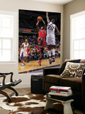 Chicago Bulls v Sacramento Kings: Luol Deng and Donte Greene Prints by Rocky Widner