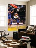 New York Knicks v Golden State Warriors: Dorell Wright and Danilo Gallinari Prints by Rocky Widner