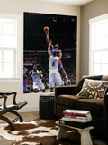 Detroit Pistons v Orlando Magic: Jason Maxiell Poster by Fernando Medina