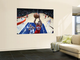 New Jersey Nets v Atlanta Hawks: Kris Humphries Poster by Scott Cunningham