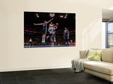 Memphis Grizzlies v Los Angeles Clippers: Baron Davis, Marc Gasol, Greivis Vasquez and Rudy Gay Posters by Noah Graham